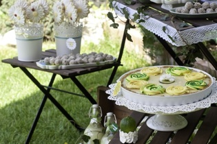 lemon garden party